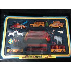 """Corgi Toys No.GS48 """"Jean Richard Circus"""" 1979-80"""