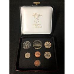 1975 ROYAL CANADIAN MINT 7 PIECE COIN SET