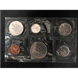 1968 CANADIAN 6 PIECE COIN SET