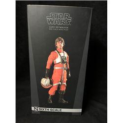 Star Wars Luke Skywalker: Red Five X-wing Pilot Figure 1:6 Sideshow