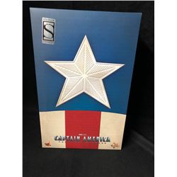 "Captain America The First Avenger - Star Spangled Man 12"" Figure - Sideshow"