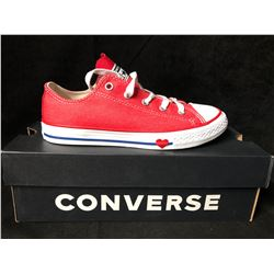 BRAND NEW CONVERSE SNEAKERS (YOUTH 3)