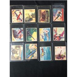1938 GOUDY ACTION GUM CARDS