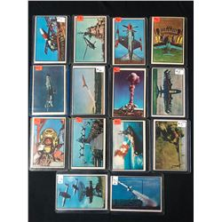 NON SPORTS TRADING CARDS