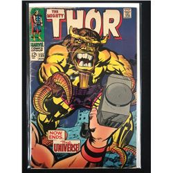 THE MIGHTY THOR #155 (MARVEL COMICS)