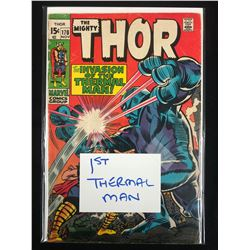 THE MIGHTY THOR #170 (MARVEL COMICS)