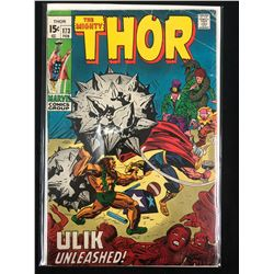 THE MIGHTY THOR #173 (MARVEL COMICS)