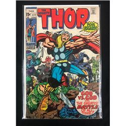 THE MIGHTY THOR #177 (MARVEL COMICS)