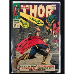 THE MIGHTY THOR #143 (MARVEL COMICS)