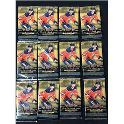 2018-19 UPPER DECK SERIES 2 HOCKEY CARD PACKS LOT (32 CARDS PER PACK)