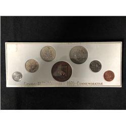1871-1971 CANADA MANITOBA COMMEMORATIVE COIN SET