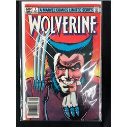 WOLVERINE #1 (MARVEL COMICS LIMITED SERIES)