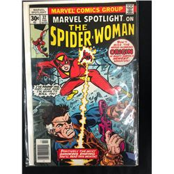 SPIDER-WOMAN #32 (MARVEL COMICS) 1ST SPIDER-WOMAN