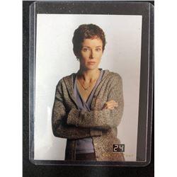 "24 / Twenty Four Season 1 - M4 ""Teri Bauer's Sweater"" Costume Card"