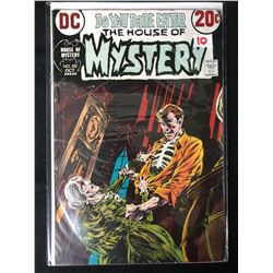THE HOUSE OF MYSTERY #207 (DC COMICS)