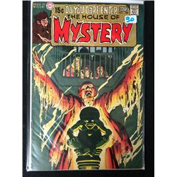 THE HOUSE OF MYSTERY #188 (DC COMICS)