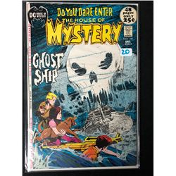 THE HOUSE OF MYSTERY #197 (DC COMICS)
