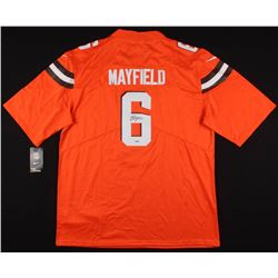 Baker Mayfield Signed Cleveland Browns Jersey (PSA COA)