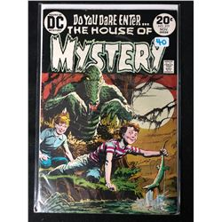 HOUSE OF MYSTERY #219 (DC COMICS)