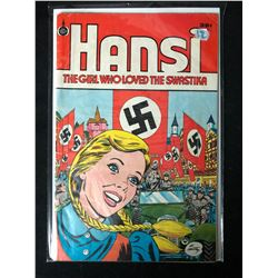 HANSI THE GIRL WHO LOVED THE SWASTIKA COMIC BOOK (SPIRE CHRISTIAN COMICS)