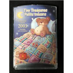 ROYAL CANADIAN MINT TINY TREASURES COIN SET