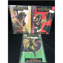 GREEN ARROW THE LONGBOW HUNTERS BOOK LOT