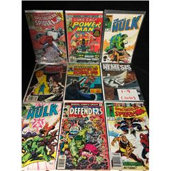 SUPER HERO COMIC BOOK LOT