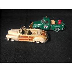 DINKY MODEL CAR LOT