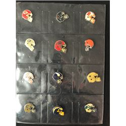NFL COLLECTOR PINS LOT