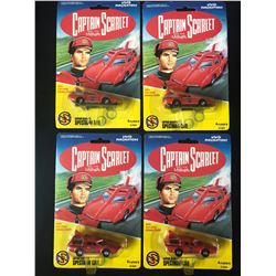 1993 Captain Scarlet Diecast Spectrum Car Lot