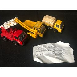 1960-70'S TOY TONKA TRUCKS (MADE IN JAPAN)