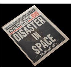 """Armageddon – """"Disaster In Space"""" Newspaper - II228"""