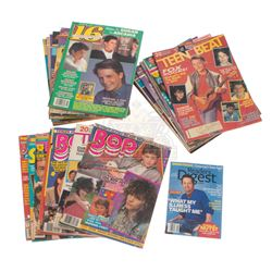Back To The Future - Collection of Teen Magazines - II278