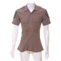 CHiPs (TV) - Ponch's (Erik Estrada) Motorcycle Officers Shirt - II294