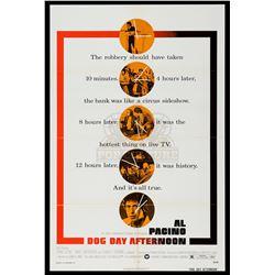 Dog Day Afternoon – Original Vintage One Sheet Poster - II386