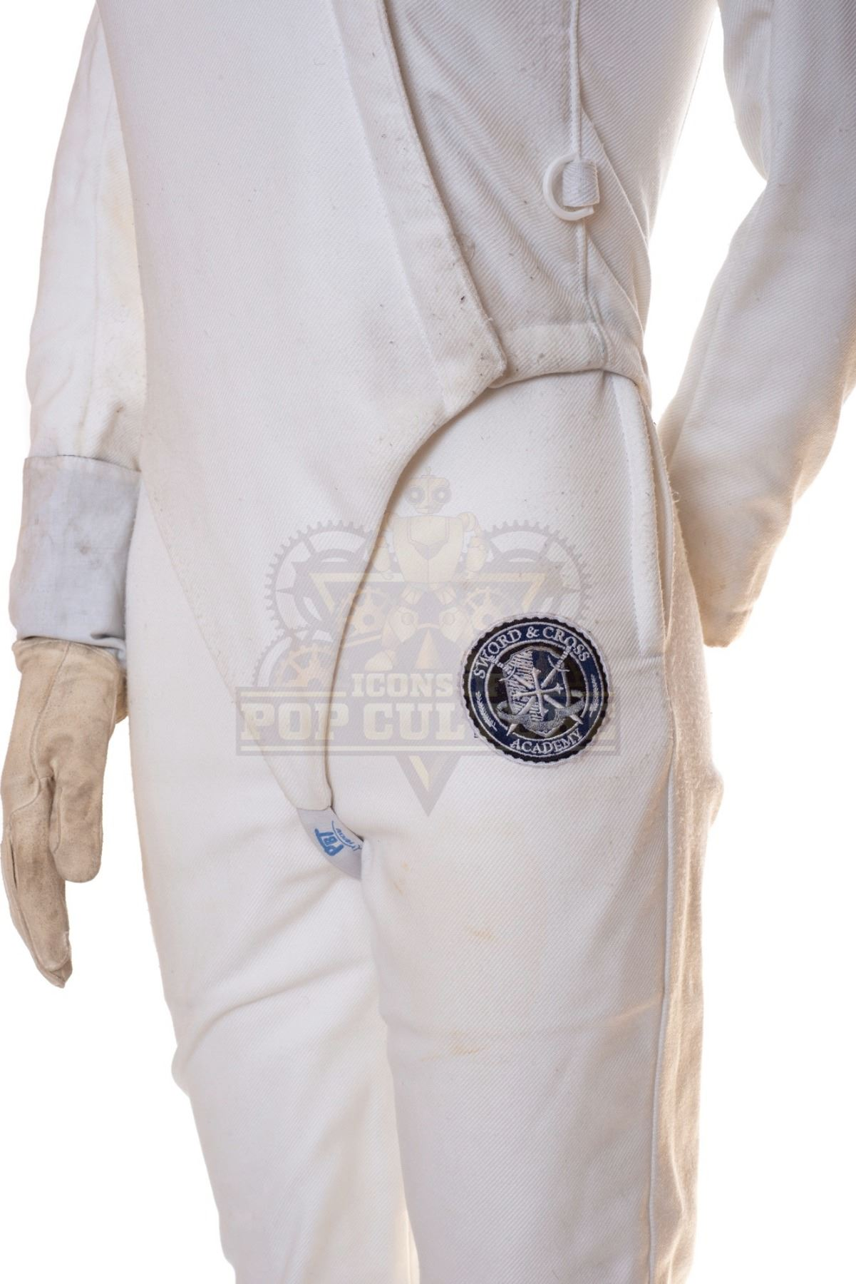 Fallen – Lucinda Price's (Addison Timlin) Fencing Outfit - II269