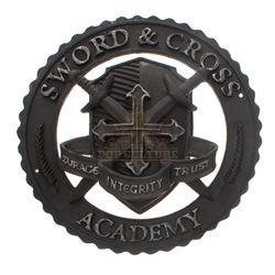 Fallen – Sword & Cross Academy Crest - II340