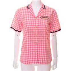 "Grease 2 – ""Pink Ladies"" Bowling Shirt - II344"