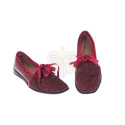 Other Boleyn Girl, The – Jane Parker's (Juno Temple) Shoes - II313