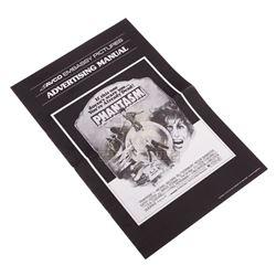 Phantasm – Original Vintage Uncut Pressbook - II384