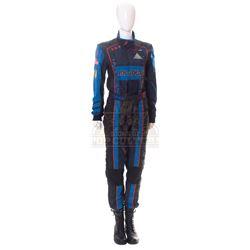 "Pixels - Violet's (Michelle Monaghan) Stunt ""Arcader"" Outfit - II202"