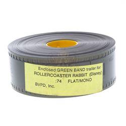 Rollercoaster Rabbit – Original 35mm Film Trailer Reel - II275
