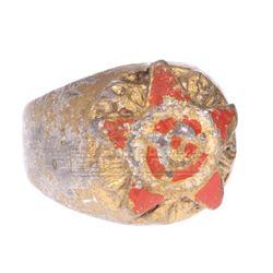 Salt – Orlov's (Daniel Olbrychski) Soviet Military Ring - II325