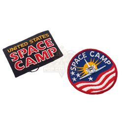 """SpaceCamp – """"Space Camp"""" Patches - II338"""