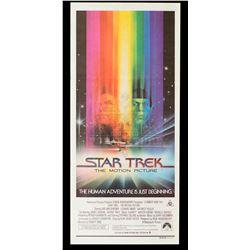 Star Trek: The Motion Picture – Original Vintage Australian Daybill Poster - II392