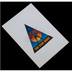 Star Wars: A New Hope – Original Vintage Production Sticker (Small) - II224