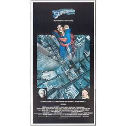 "Superman the Movie 1978 - International Three Sheet (41"" X 80"") - II271"