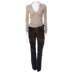 Total Recall (2012) – Melina's (Jessica Biel) Outfit - II336