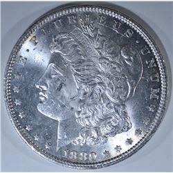 1880 MORGAN DOLLAR, CH BU