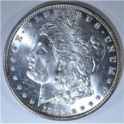 1885 MORGAN DOLLAR, CH BU